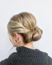 20 Easy Prom Hairstyles For 2019 You Have To See within [keyword