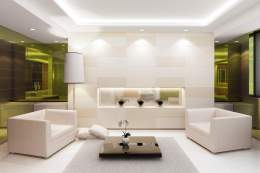 40 Bright Living Room Lighting Ideas pertaining to [keyword