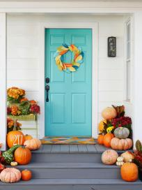 5 Tips For Fall Porch Decorating Hgtvs Decorating Design Blog within ucwords]