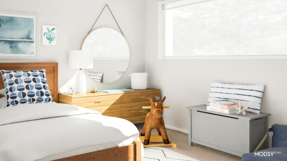 8 Cool Kids Bedroom Ideas From Modsy Customer Spaces pertaining to [keyword