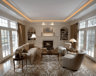 Beautiful Living Room Lighting Ideas with regard to [keyword