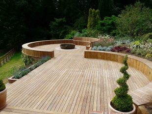 Best Decking Ideas For Small Gardens With 39 Pictures Geparden within [keyword