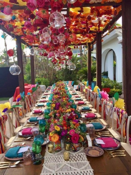 Best Garden Parties With Amazing Decor For Teen 68 Canshave within [keyword