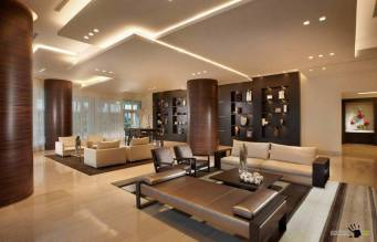 Cool Modern False Ceiling Designs For Living Room 2018 regarding [keyword