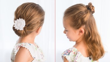 Easy Hairstyles For Girls That You Can Create In Minutes with regard to ucwords]