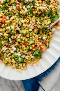 Garden Fresh Corn Salad Recipe Cookie And Kate in 12+ Awesome Garden Recipes