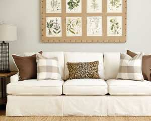 Guide To Choosing Throw Pillows How To Decorate throughout 14+ Unique Living Room Pillows