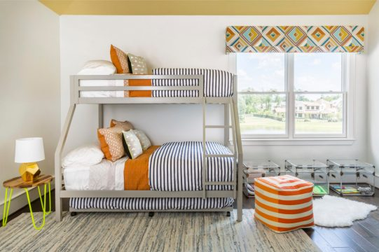 How To Design A Stylish Kids Bedroom Laura U Interior Design pertaining to ucwords]