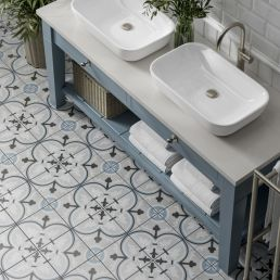How To Pick The Right Size Tiles For A Small Bathroom Real Homes throughout [keyword