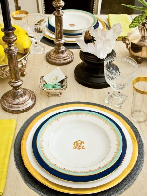 How To Set A Stunning Table Southern Living within [keyword