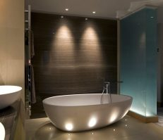 Leds For The Bathroom Ledwatcher within 29+ Perfect Bathroom Lighting