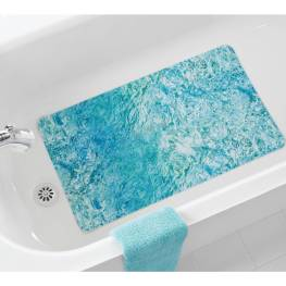 Mainstays Surfs Up Bathtub Shower Mat within 29+ Old Fashioned Bath Tub Mat