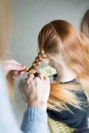 My 11 Go To Easy Little Girl Hairstyles Everyday Reading intended for [keyword