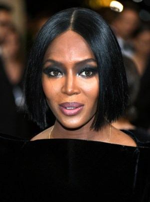 Naomi Campbell Hairstyles Beautiful Travis Takes On Naomi Campbells for ucwords]