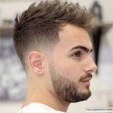 New Simple Hairstyle For Man Simple Hair Style For Men The Newest for 28+ Enchanting Newest Hairstyles