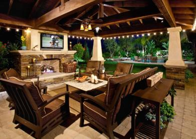 Our 20 Favorite Ideas For Outdoor Living Spaces Freshome with [keyword