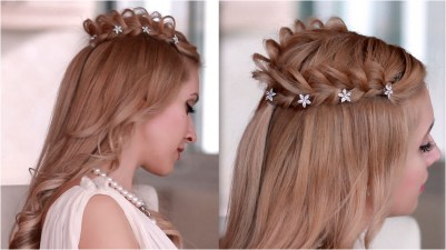 Princess Hairstyles For Kids Elegant Hairstyle Ideas With Fairy Look pertaining to ucwords]
