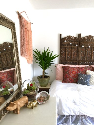 Restlessrisa Boho Bedroom regarding 13+ Bohemian Bedrooms That'Ll Make You Want To Redecorate Asap