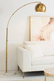 Six Floor Lamps Ideas For Your Living Room Decor pertaining to [keyword