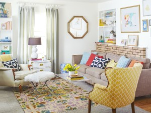 Stylish Eclectic Living Rooms That Everyone Should See regarding ucwords]