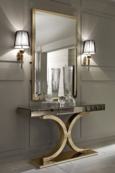 Stylish Funky Mirrors Mirror In Dining Room Feng Shui Facing Door within ucwords]