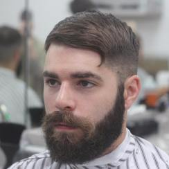 Stylish Haircuts For Men with [keyword