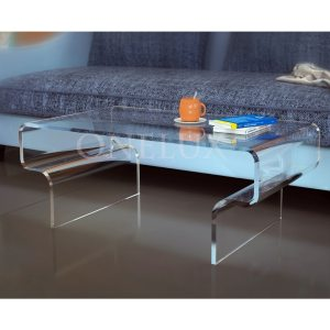 Us 7550 Aliexpress Buy High Transparency Acrylic Coffee Tea Tablelucite Occasional Living Room Tables Onelux From Reliable Living Room Table inside ucwords]