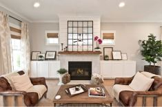 Warm Your Home With Fireplace Decor Brock Built with [keyword