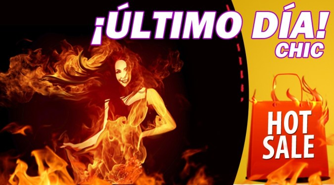 HOT SALE ULTIMO DIA