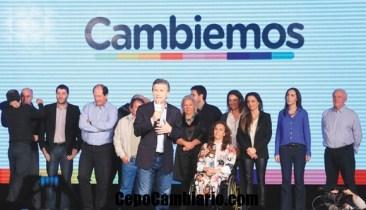 Buenos Aires: Vidal recolectó más votos y Aníbal F. ganaba la interna K