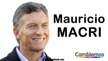 Datos Oficiales Balotaje, Mauricio Macri Presidente