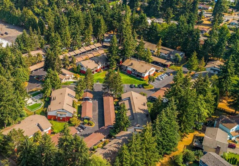 Cedardale Apartment Homes