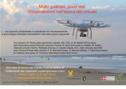 Ingresso libero - per informazioni: tel. 011.817.09.59 info@cepsi.it