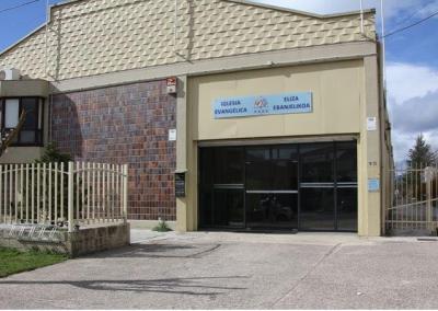 Iglesia Evangélica Pentecostal FADE – Vitoria