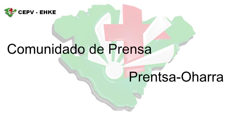 Campaña evangelística unida en Bilbao con Carlos Annacondia y Juan Carlos Escobar