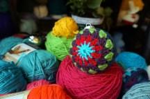 Crochet Christmas Ornaments - Cera Boutique