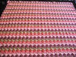 Interlocking Shell Baby Blanket - Cera Boutique