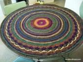 Round Table Cover - Cera Boutique