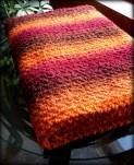 Sunset Boucle Blanket - Cera Boutique