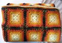 Autumn Afghan - Cera Boutique
