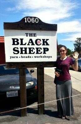 The Black Sheep - Cera Boutique 2014