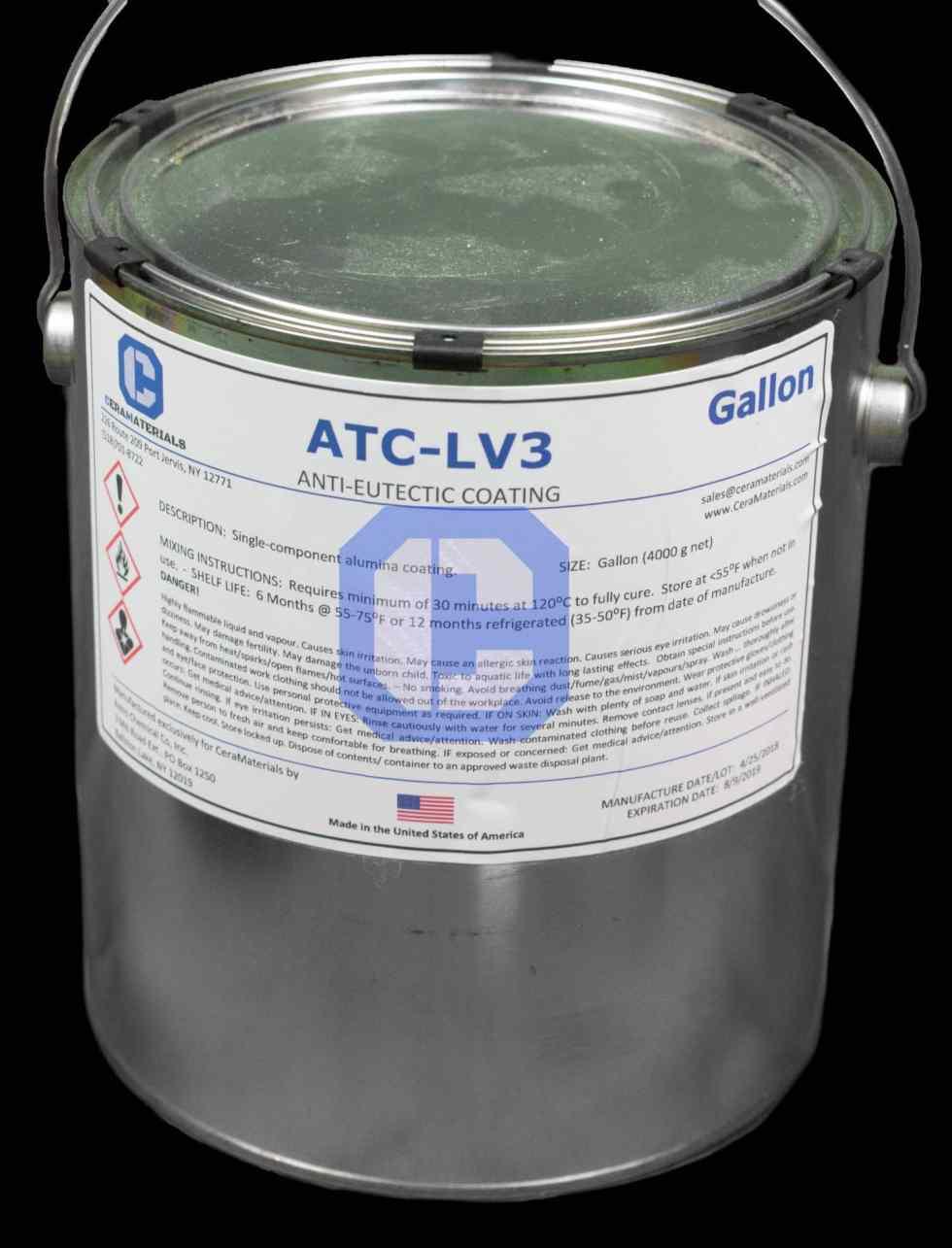 ATC-LV3 from CeraMaterials