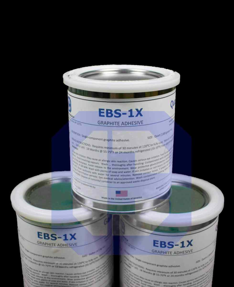 EBS-1X Graphite Adhesive from CeraMaterials