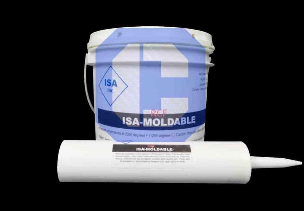 Ceramic Fiberboard Moldable Mix