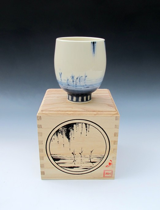 RH3 yunomi with box waterfall design