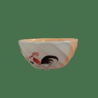 ถ้วยแกงตราไก่ ทูโทนส้ม 5.5 นิ้ว