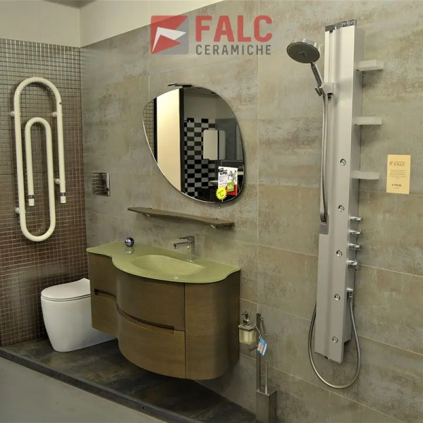 Pharo pannello doccia multifunzione sideway