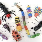 Children's Clay Projects - Ceramic Insects