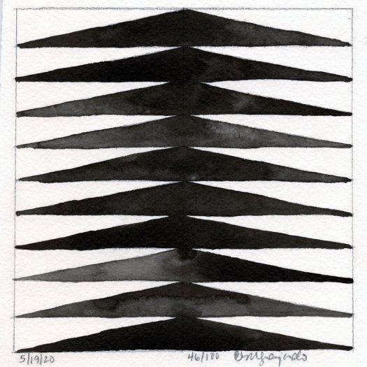 Cindy Guajardo - 100 Days of Pattern 46