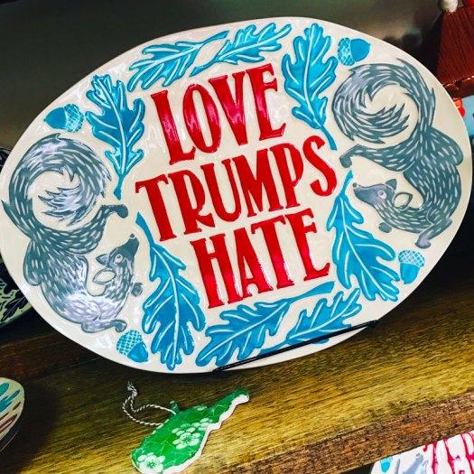 Noelle Horsfield - Love Trumps Hate Platter
